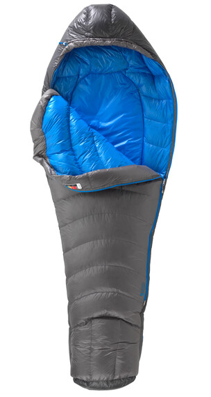 Marmot Ion - Sac de couchage - Regular gris/bleu